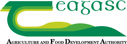 This image has an empty alt attribute; its file name is teagasc-logo.png